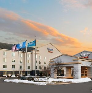Fairfield Inn & Suites By Marriott Plainville photos Exterior