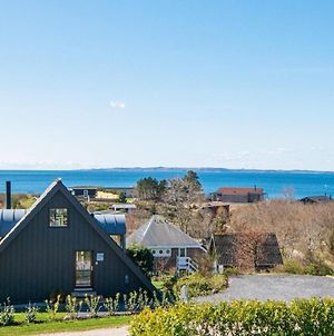 Three-Bedroom Holiday Home In Ebeltoft 24 photos Exterior