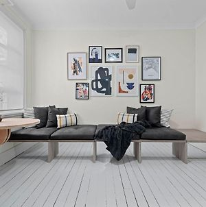 Chic 1Br Modern Art Deco Apartment In Potts Point photos Exterior