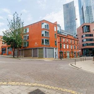 1 Bed Sofa Bed Apartment In Manchester City Ctre photos Exterior