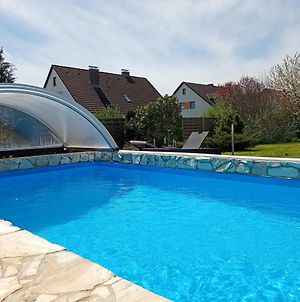 Moderne Fewo Mit Pool Am Brombachsee photos Exterior