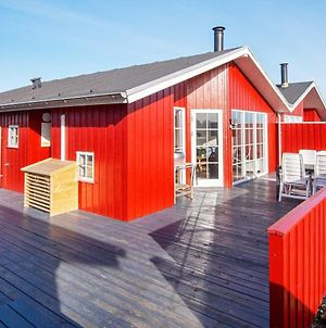 Three-Bedroom Holiday Home In Hvide Sande 2 photos Exterior