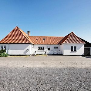 Six-Bedroom Holiday Home In Harboore 1 photos Room