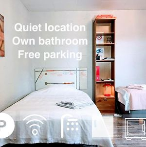 Spacious Guest Room With Private Bath And Free Parking photos Exterior