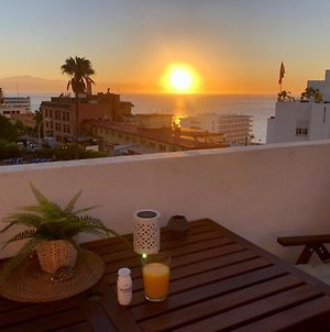 El Cortijuelo. Magnificent Triplex Terraced House With Rooftop Of 18M2, Overlooking The Sea. Parking photos Exterior