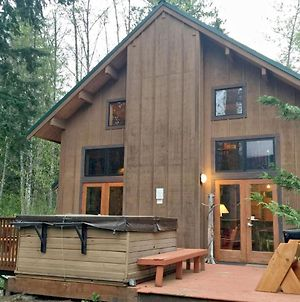 Holiday Home 44Mbr Rustic Cabin With A Hot Tub photos Exterior