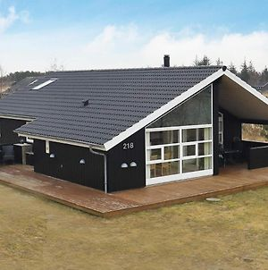 Three-Bedroom Holiday Home In Brovst 19 photos Exterior