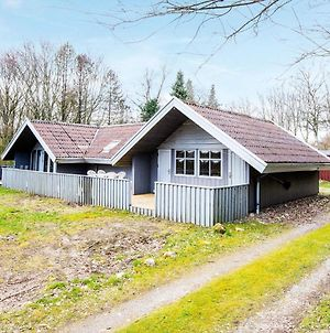 Three-Bedroom Holiday Home In Toftlund 36 photos Exterior