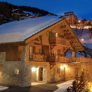 Beautiful Chalet With Spa In Les Allues photos Exterior