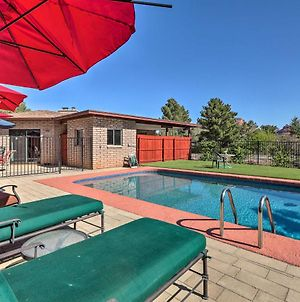 Sedona Home On 1 Acre With Pool And Red Rock Views! photos Exterior
