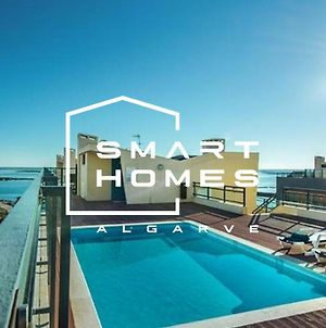 Brand New 2 Bedroom Flat With Rooftop Pool Just 15Min Faro Airport photos Exterior