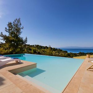 """The """"Unlimited View"""" Villa With Pool In Porto Cheli photos Exterior"""