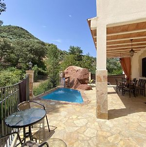 House With 5 Bedrooms In Zambra With Private Pool Furnished Terrace And Wifi photos Exterior