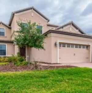 5 Bedroom In Champions Gate Home With Spa & Pool photos Exterior