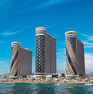 Apartment With Sea View At Twin Tower photos Exterior
