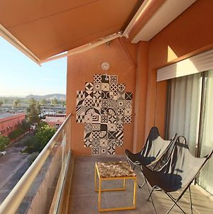 Ultra Central And Secure Design Flat In Marrakech photos Exterior