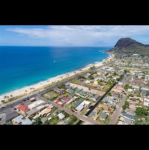 6 Bedroom Beach House West Oahu 22 Miles From Waikiki 300 Feet To Private Beach Free Parking photos Exterior