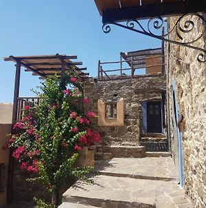 Myrto, A Beautiful Restored Traditional Stone House With An Astonishing Seaview photos Exterior