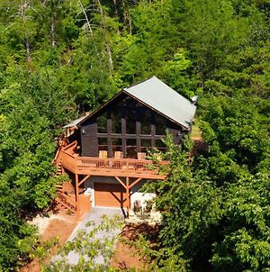 Easys Retreat Stunning Wears Valley A Frame Cabin Big Deck 8 Bed photos Exterior