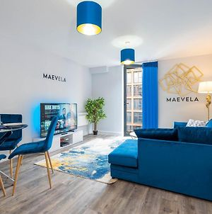 Maevela Apartments - Ultra High-End New Build Apartment ✪ City Centre, Digbeth ✓ With Juliet Balcony - Rooftop Terrace - Ps4 & Smart Tv'S photos Exterior