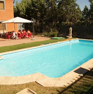 Villa With 6 Bedrooms In Cerezo De Mohernando With Private Pool Furnished Terrace And Wifi photos Exterior