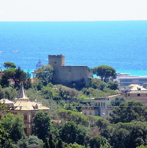 Elegant And Roomy Apartment On The Hill Above Chiavari, Calm And Relax Assured photos Exterior