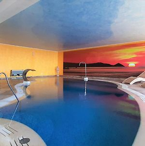 Divine Holiday Home In Giosa Marea With Sauna And Jacuzzi photos Exterior