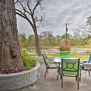 Creekside Home Near Dallas With Patio And Grill! photos Exterior