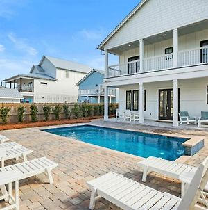 Brand New Luxury Home- Private Pool Free 6 Passenger Golf Cart! 2-3 Min To Beach! photos Exterior