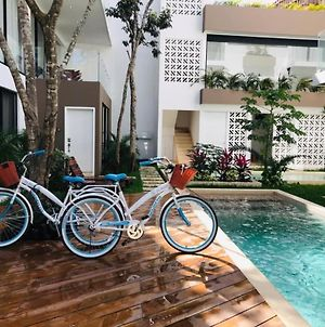Best Location At Downtown Tulum Private Pool Full Amenities photos Exterior