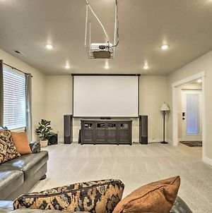 Contemporary Home With Grill Near Utah Lake! photos Exterior