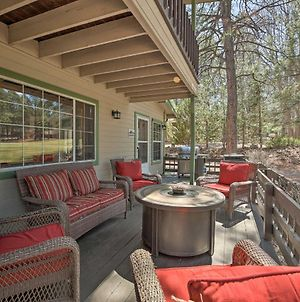2-Story Home With Grill 4 Mi To Woodland Lake! photos Exterior