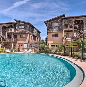 Breezy Nsb Townhome With Pool And Beach Access! photos Exterior