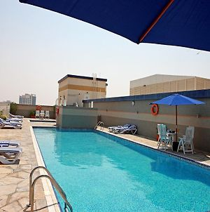 Rose Garden Hotel Apartments Barsha photos Exterior