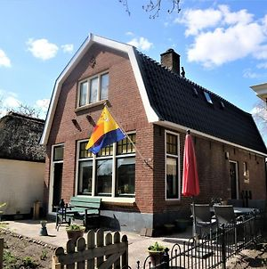 Wonderful Mansion In Giethoorn Near Museum With Terrace photos Exterior