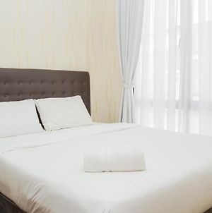 Fully Furnished With Comfortable Design 1Br Asatti Apartment By Travelio photos Exterior