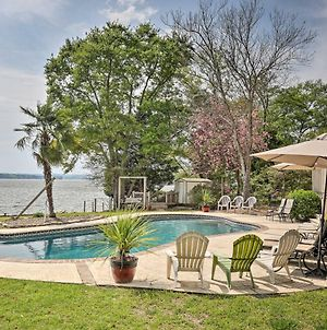 Impeccable Retreat With Dock On Lake Wateree! photos Exterior