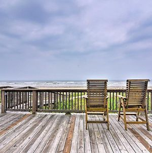 Large Beachfront Home With Private Boardwalk photos Exterior