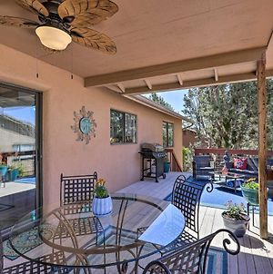 Tranquil Home With Deck In The Heart Of Sedona! photos Exterior