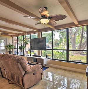 Waterfront Home With Game Room, 2 Mi To Beach! photos Exterior