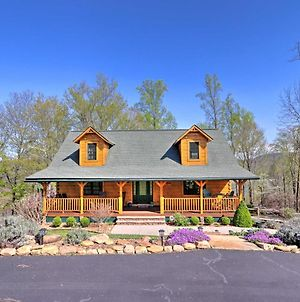 Norris Lake Area Home With Spacious Deck And View photos Exterior