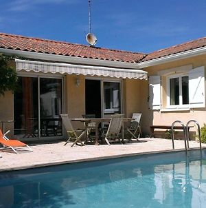Villa With 3 Bedrooms In Tarnos With Private Pool Enclosed Garden And Wifi photos Exterior