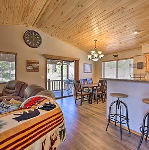 Family Cabin With Porch About 3 Mi To Fool Hollow! photos Exterior