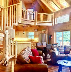 Or Luxury 'Yurt-Like' Home In Bretton Woods With Private Beach, Firepit, Ac, Fishing And Trails! photos Exterior
