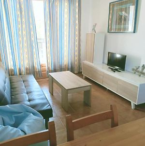Apartment With 2 Bedrooms In Arenal D'En Castell With Shared Pool Terrace And Wifi photos Exterior