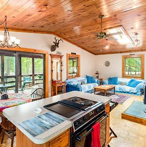 Cabin W Hot Tub, River, Kayak, Wifi, & Fire Pit photos Exterior
