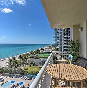 Studio With Direct Access To Sunny Isles Beach! photos Exterior
