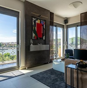Orangehomes 130 M2 Apt With Fantastic View To River Danube photos Exterior