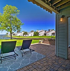 Relaxing Escape On Lake Livingston With Patio! photos Exterior