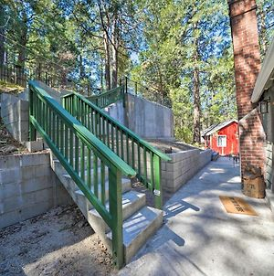 Crestline Cabin About 1 Mi To Lake, Town, Trails! photos Exterior